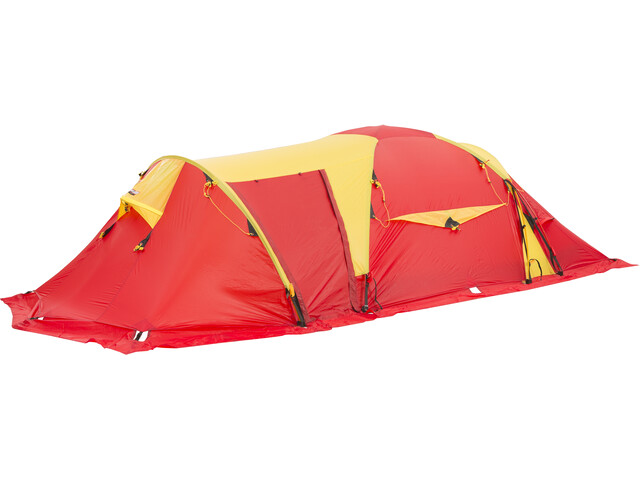 Helsport Svalbard High Camp 5 Telt, red/yellow